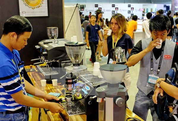 HCM City to host major coffee expo hinh anh 1