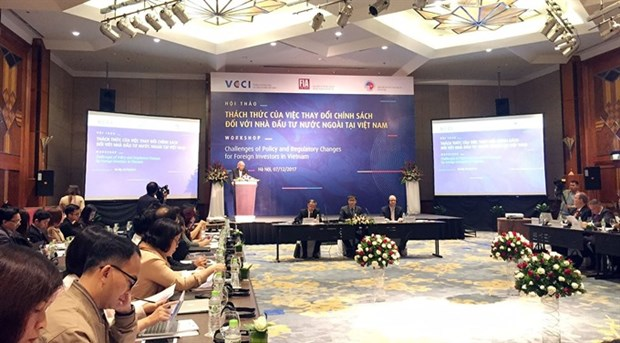 Policy changes pose obstacles for foreign investors hinh anh 1