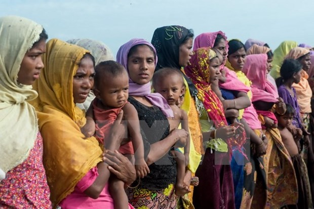 Myanmar, Bangladesh agree to repatriate refugees within two years hinh anh 1