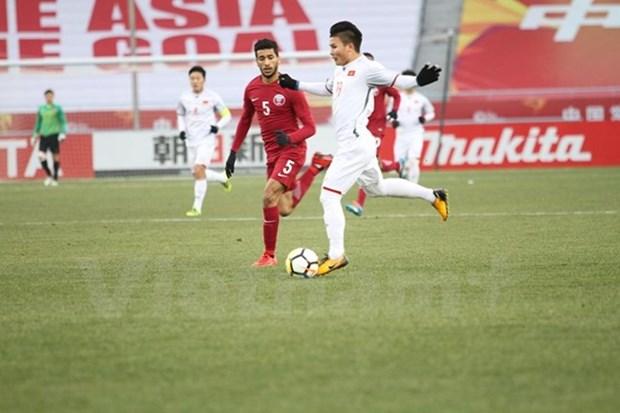 Vietnam advances to final of AFC U23 Championship hinh anh 1