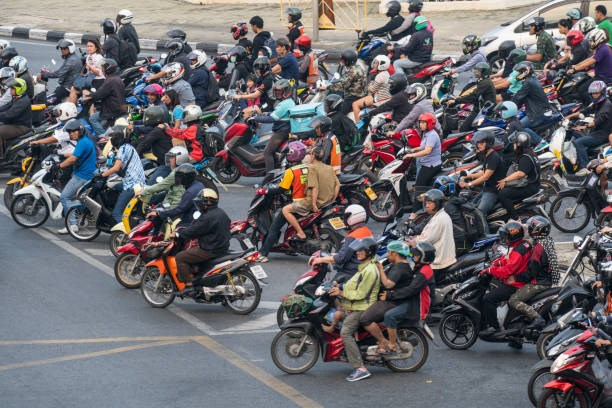 Thailand eyes pollution tax for motorcycles hinh anh 1