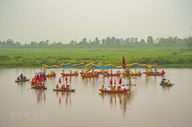 Ninh Binh marks 1,050th anniversary of Vietnam's first feudal state hinh anh 1