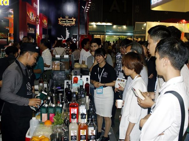Vietnam Cafe Show 2018 draws top domestic, int'l brands hinh anh 1