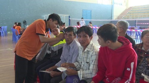 Programme supports people with hearing problems hinh anh 1