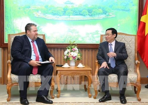 Vietnam welcomes AES's gas investment: Deputy PM hinh anh 1