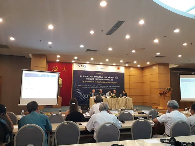 Vietnamese firms updated on trade protection regulations in US hinh anh 1