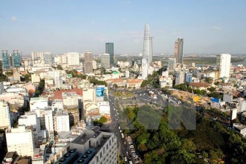 HCM City posts GRDP growth of 7.76 percent in year's first half hinh anh 1