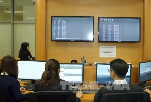 Stock market sees foreign net purchase of 40.5 trillion VND hinh anh 1