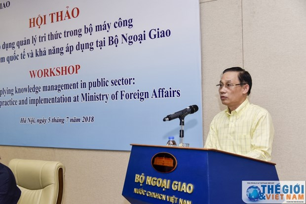 Knowledge management helps benefit public institutions hinh anh 1