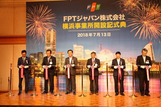 Vietnam's FPT group expands investment in Japan hinh anh 1