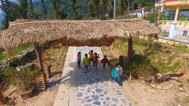 Primitive landscape turns mountainous village into tourist site hinh anh 3