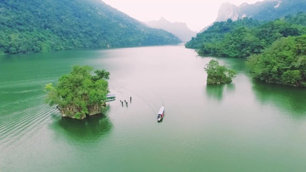 Lake neighborhood develops community tourism hinh anh 1