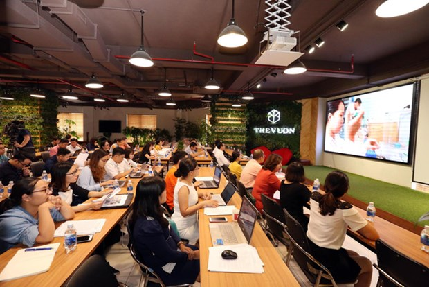 Conference looks to boost innovative startups in Vietnam hinh anh 1