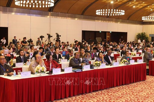 ASOSAI 14: Delegates share experience in environmental audit hinh anh 4