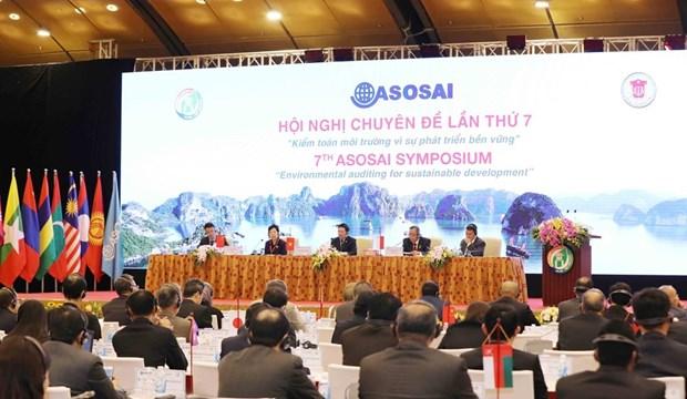 ASOSAI 14: Member SAIs praise symposium's outcomes hinh anh 1