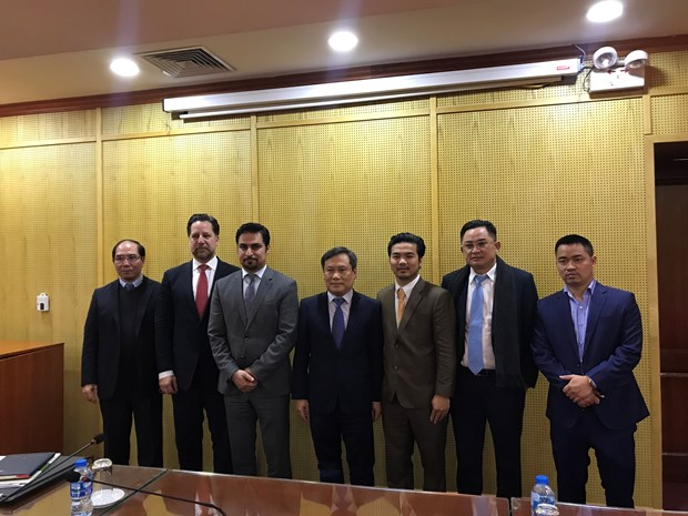 Vietnam to lure more investment from UAE hinh anh 1