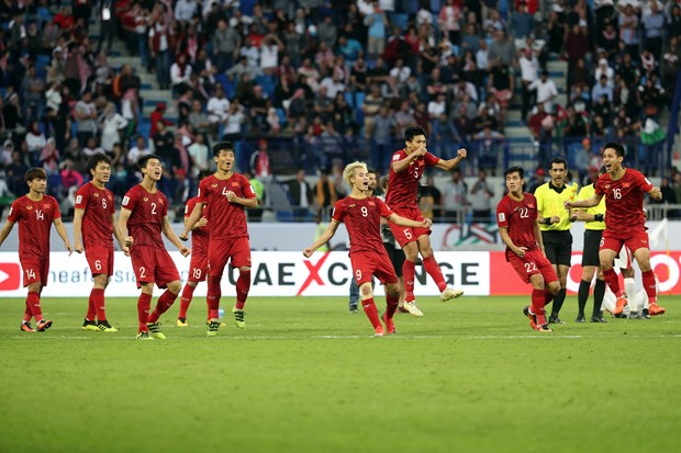 Vietnam advance to AFC Asian Cup 2019 quarterfinals hinh anh 2