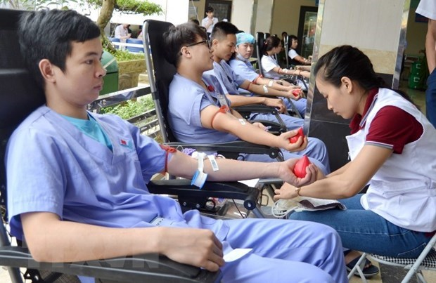 Red Journey blood donation campaign to reach 39 localities hinh anh 1
