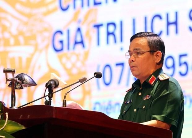 Symposium highlights values of Dien Bien Phu victory hinh anh 1