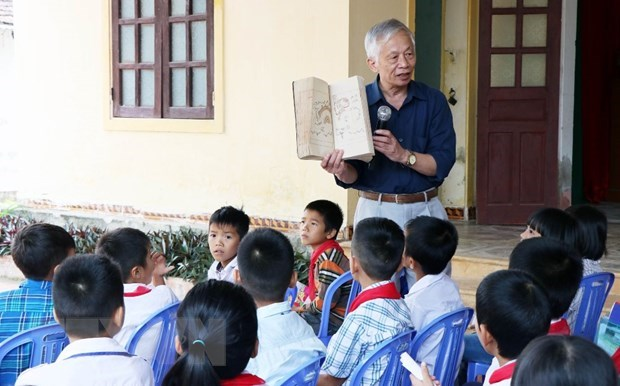 Cultural Heritage: Ancient book, discovery of prehistoric humans hinh anh 1