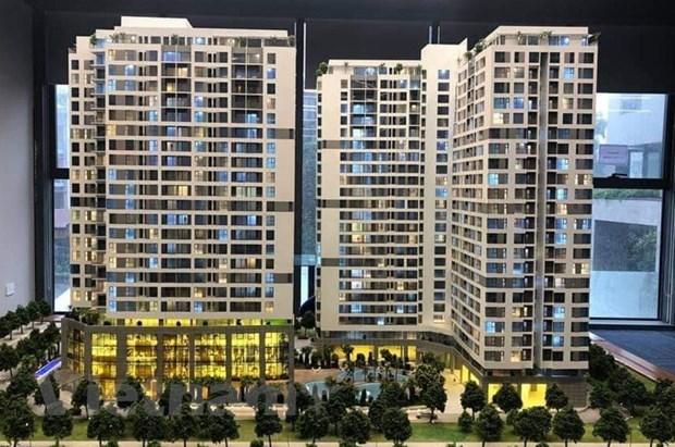 Abundant supply of high-end apartments, lacking affordable options hinh anh 1