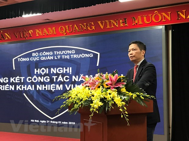 Market management must be regularised: Minister Tran Tuan Anh hinh anh 2