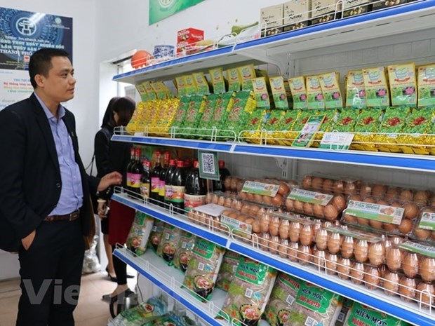 CPI rises 0.1 percent thanks to abundant supply of goods in new year hinh anh 1
