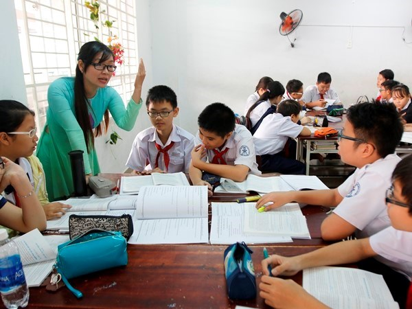 Teaching contests: Performing stage for teachers hinh anh 2