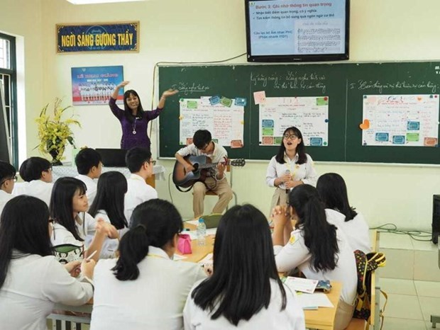 Teaching contests: Performing stage for teachers hinh anh 3