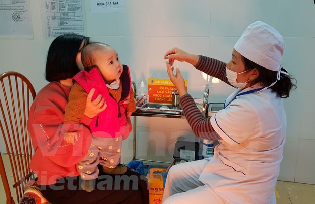 Measles outbreaks will recur on a large scale: Ministry of Health hinh anh 1