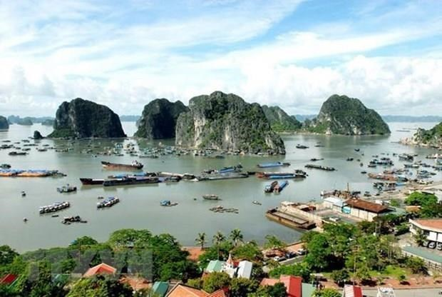 Helicopter – new way to cruise Ha Long Bay hinh anh 1
