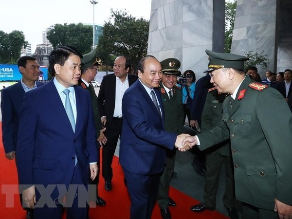 Vietnam has the stature of a middle power in terms of diplomacy hinh anh 1