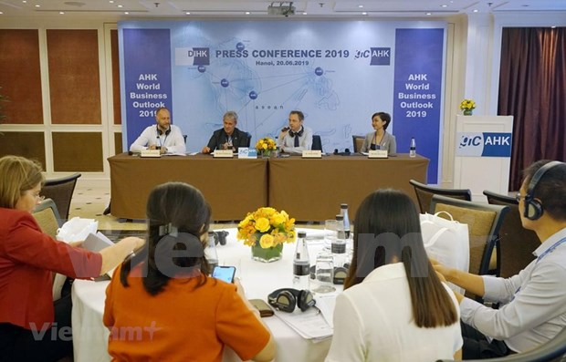 Vietnam remains attractive investment destination for German firms hinh anh 1