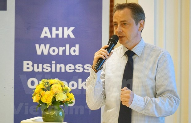 Vietnam remains attractive investment destination for German firms hinh anh 2