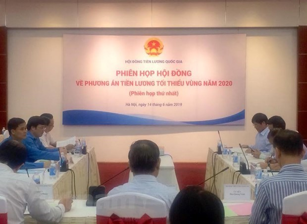National Wage Council's meeting: Is salary hike 2020 'reachable'? hinh anh 1