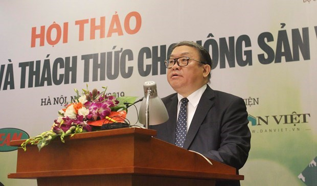 Agricultural products ahead of CPTPP hinh anh 1