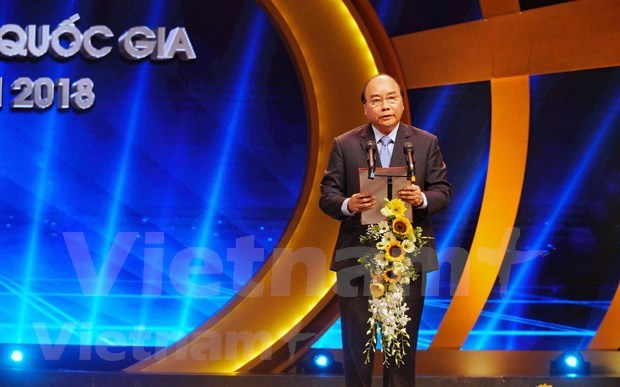 VietnamPlus wins big at National Press Awards 2018 hinh anh 3