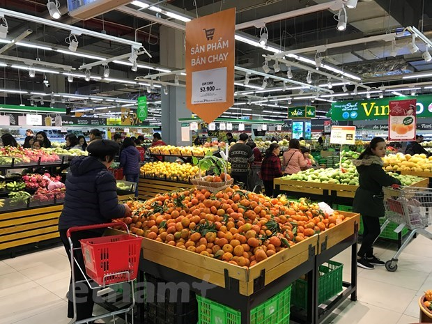 Why do farm produce find it hard to enter modern retail channel? hinh anh 1