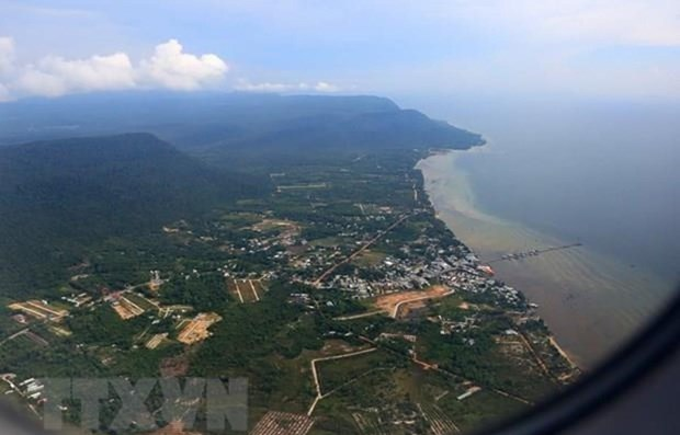 Kien Giang develops tourism to tap into natural beauty hinh anh 1