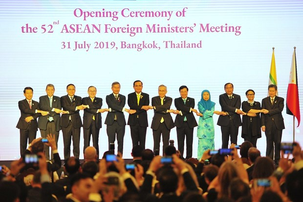 Joint Communique of the 52nd ASEAN Foreign Ministers' Meeting hinh anh 1