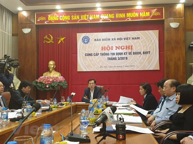 Over 88 percent of population covered by health insurance hinh anh 1