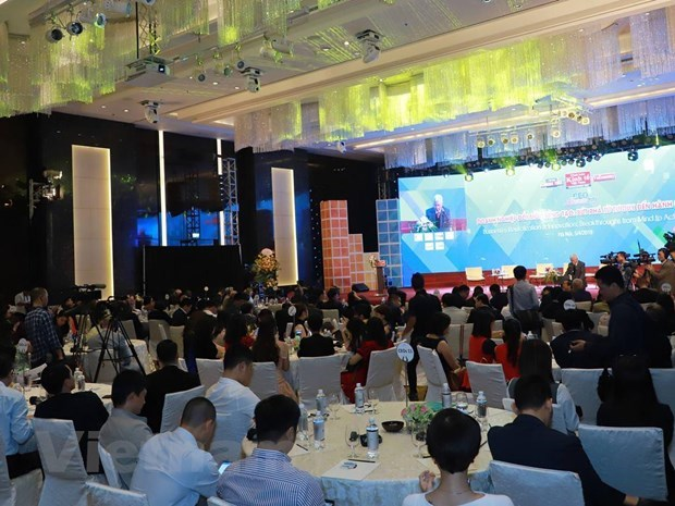 Businesses urged to innovate, catch up with digital transforation hinh anh 2