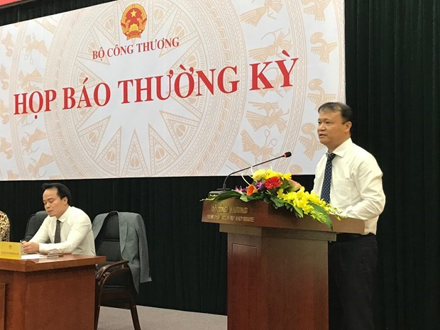 Industrial production sees high growth in Q1: MoIT hinh anh 1