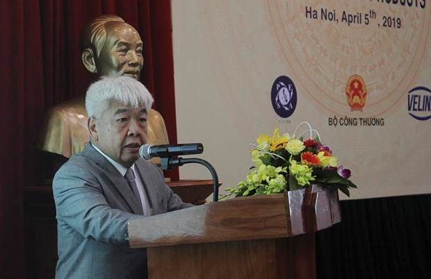 Philippine businesses eye Vietnam's electrical products hinh anh 2