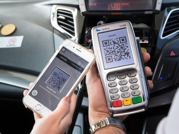 QR code scanning to dominate future payment hinh anh 1