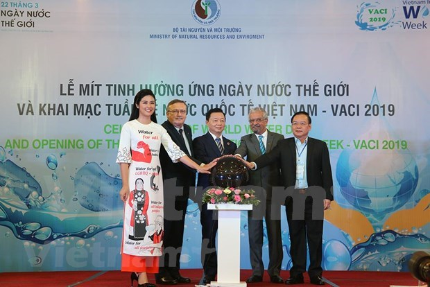 World Water Day: Water for all, no one left behind hinh anh 1