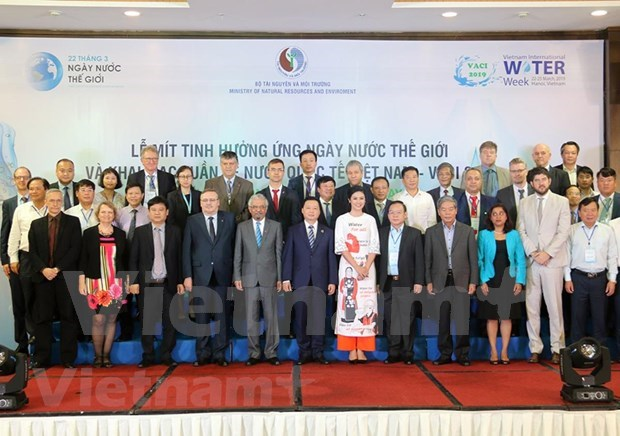 World Water Day: Water for all, no one left behind hinh anh 2