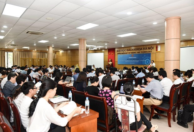 Developing strong research groups to promote scientific research hinh anh 3