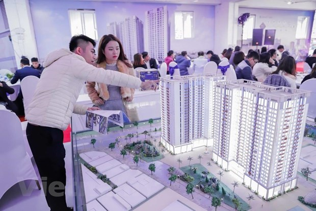 Real estate gloomy in early year, trading floors seek out supplies hinh anh 3