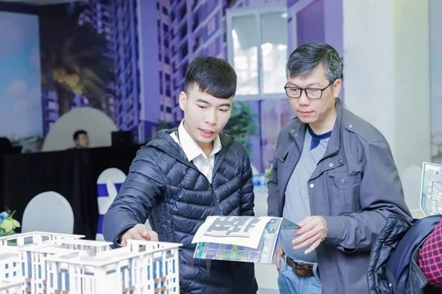 Real estate gloomy in early year, trading floors seek out supplies hinh anh 4